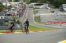 Formel 1 2020: Belgien GP - Vorbereitungen Donnerstag