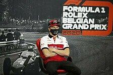 Kimi Räikkönens Formel-1-Zukunft: Daran hängt die Entscheidung