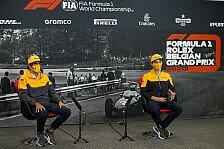 Formel 1 Ticker-Nachlese Spa 2020: Pressekonferenz in Belgien