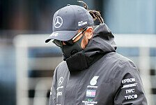 Formel 1, Hamilton droht 2020 Rennsperre: Regel lächerlich