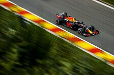 Formel 1 Spa, 2. Training: Verstappen P1, Ferrari hinter Top-10
