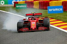 Formel 1 Spa, Trainingsanalyse: Mittelsektor killt Ferrari