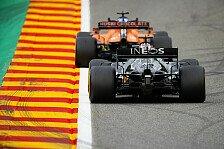 Formel 1 beschneidet Aerodynamik 2021 weiter: Weniger Abtrieb