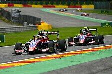 Formel 3, Spa-Francorchamps: Lirim Zendeli holt erste Pole