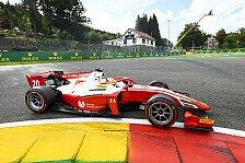 Formel 2 Spa 2020: Schumacher-Podium trotz verpatztem Stopp