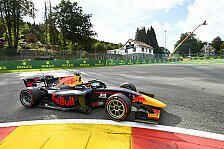 Formel 2, Spa-Francorchamps: Zweite Saisonpole für Yuki Tsunoda