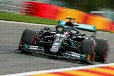 Formel 1 Spa, Hamilton taktiert: Wollte keinen Windschatten