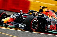 Formel 1 Spa, Verstappen geht Energie aus: Sonst vor Bottas?