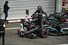 Formel 1 Ticker-Nachlese Spa 2020: Stimmen zur Hamilton-Pole
