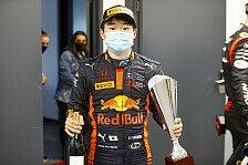 Formel 1, Trotz Honda-Aus: AlphaTauri lässt F2-Japaner ran