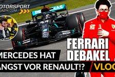 Formel 1 - Video: Formel 1, Podium im Visier: Muss Mercedes Ricciardo fürchten?
