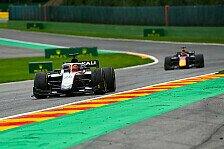 Formel 2 Spa, Kampf um Sieg eskaliert: Strafe & Schild-Rammstoß