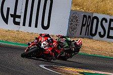 WSBK Aragon II 2020: Redding besiegt Rea im Sprintrennen