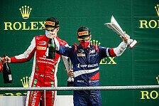 Formel 2 2020: Belgien GP - Rennen 13 & 14