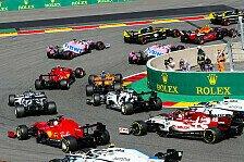 Formel 1 Belgien 2020: Spa-Fahrernoten - hier bewerten!