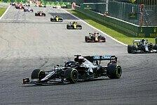 Formel 1, Spa: Hamilton siegt im Spaziergang, Ferrari desaströs