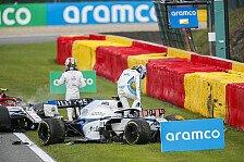 Formel 1, Russell über Giovinazzi-Crash: Mein größter Unfall