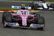 Formel 1, RP doch kein pinker Mercedes? Ziele bisher verfehlt