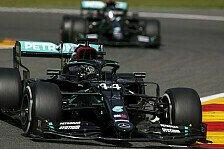 Formel 1 2020: Belgien GP - Rennen