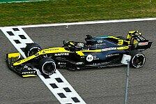 Formel 1 - Renaults Super-Spa: 23 Punkte und schnellste Runde