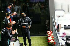 Formel 1 Spa - Statistik: Hamilton führt mehr KM als Schumacher