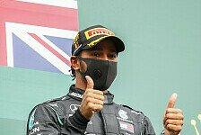 F1 langweilig? Hamilton kennt das: Schumi-Ära zum Einschlafen