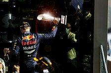 Formel 1 Spa, Verstappen beklagt Langeweile: 38 Runden langsam