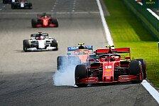 Formel 1 Spa 2020 - Presse: Ferrari auf dem Kreuzweg nach Monza