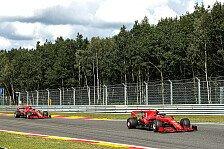 F1-Konkurrenz zu Ferrari-Krise: Beigeschmack wegen Motor-Affäre