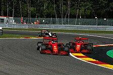 Formel 1 Monza 2020: Ferrari vor Heim-Klatsche & Party-Verbot