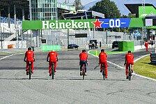 Formel 1 Ticker-Nachlese Monza 2020: Erste News aus Italien