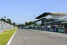 Formel 1 Monza, Wetter: Sonnenschein in Bella Italia