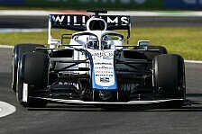 Formel 1 - Video: Formel 1, Williams: So verlief Roy Nissanys Trainingseinsatz
