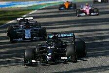 Formel 1, Monza-Pole Gefahr? Hamilton fürchtet Verkehr-Albtraum