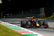 Monza, Verstappen mit Crash und ohne Pace: Rätsel bei Red Bull