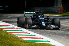 Formel 1 Monza, 2. Training: Hamilton P1, Vettel mit Dreher