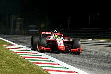 Formel 2 Monza-Qualifying: Schumacher crasht, Ilott holt Pole