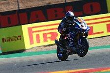 WSBK Estoril: Dreifachsieg für Yamaha im Superpole-Race