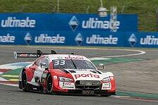 DTM Assen: Rene Rast schlägt mit Pole im Qualifying zurück