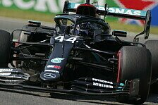 Formel 1 Monza, Hamilton stichelt: Party-Mode gab es nie