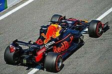 Formel 1 Monza, Desaster für Red Bull: Ausfall, Strafe, Schaden