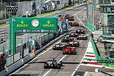Formel 1 Monza, Favoritencheck: Das Rennen hinter Mercedes