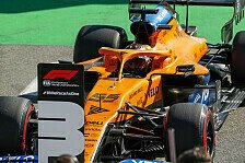 Formel 1, Italien: Sainz-Sensation in Monza-Qualifying