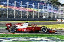 Formel 2 & Formel 3 Mugello 2020: News-Ticker aus der Toskana