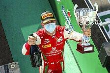 Formel 2 Bahrain: So wird Mick Schumacher am Wochenende Meister