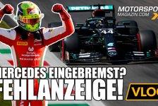 Formel 1 - Video: Formel 1, Gegner zittern: Mercedes jetzt noch stärker?