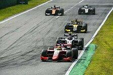 Formel 2 - Titel-Showdown: Wer kann Mick Schumacher stoppen?