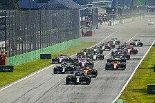 Trotz Crash-Risiko: Toto Wolff wirbt für Formel-1-Sprintrennen