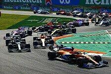 Formel 1: Brawn plant nach Monza neuen Reverse-Grid-Vorstoß