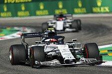 Formel 1, Monza: Gasly gewinnt Chaos-Rennen, Hamilton bestraft